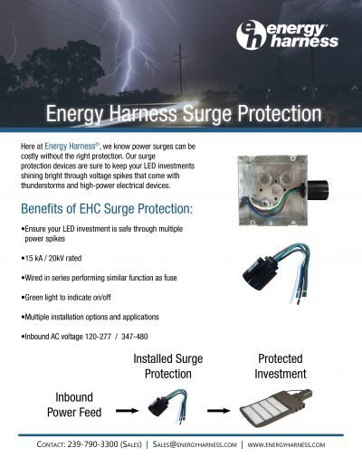 Surge protector Flyer