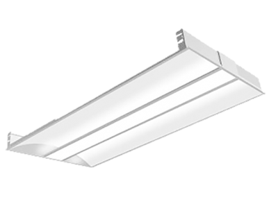 Indirect LED Troffer