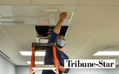 Union Hospital installs new pathogen-fighting ventilation