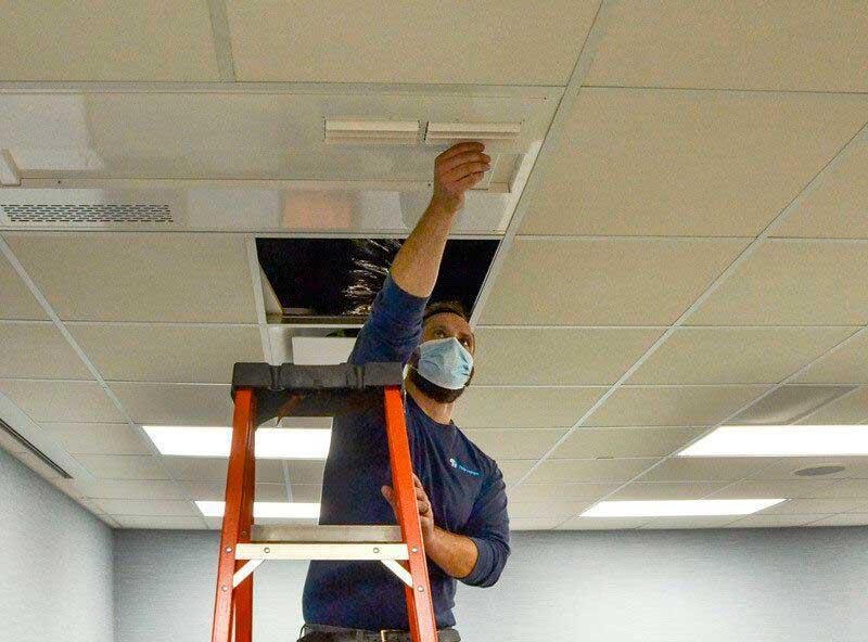 Tribune Star: Union Hospital installs new pathogen-fighting ventilation